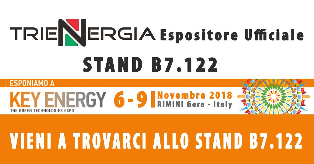 Key Energy 2018 Fiera di Rimini